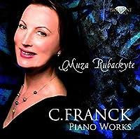 Pno Works by Muza Rubackyte (2008-07-10)