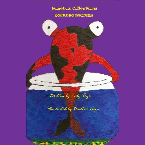 Toyebox Collection, Bedtime Stories audiobook cover art