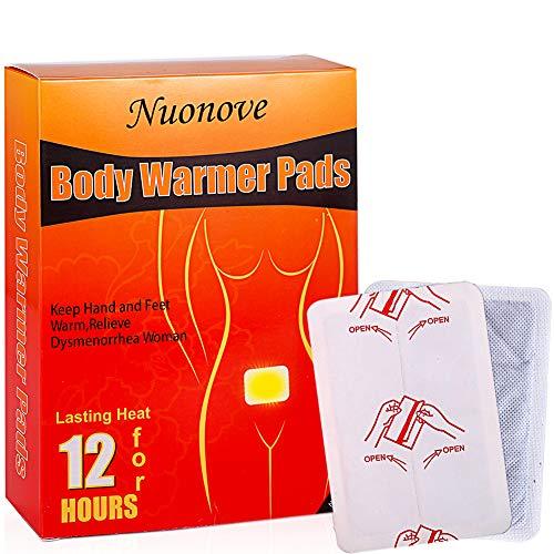 Warmtepleister, warmtepads, winter lichaamswarmer verwarming patch duurzaam houden handvoeten verlichten menstruatieklachten vrouwen, pijnstiller, warmer 12 uur, 10 per verpakking