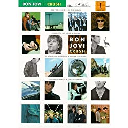 Bon Jovi: Crush. Partitions pour Tablature Guitare(Symboles d\'Accords)