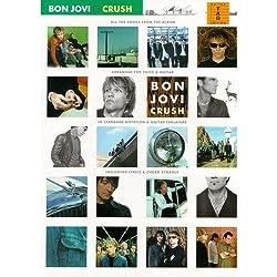 Bon Jovi: Crush. Partitions pour Tablature Guitare(Symboles d\'Accords)