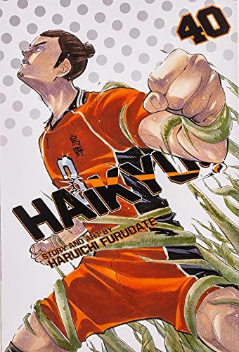 Haikyu!!, Vol. 40 (40)