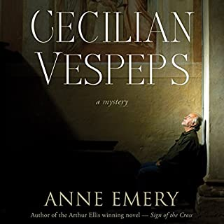 Cecilian Vespers: A Collins-Burke Mystery, Book 4 cover art