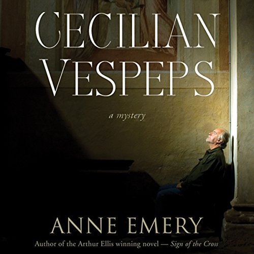 Cecilian Vespers: A Collins-Burke Mystery, Book 4 audiobook cover art