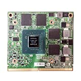 New 4GB Graphics Video Card GPU Upgrade Replacement, for Dell Precision M7520 M7510 M4800 HP ZBook 15 G3 G4 Workstation Laptop, Nvidia Quadro M1200, MXM VGA Board Repair Parts