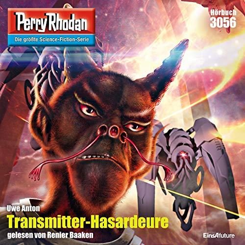Transmitter-Hasardeure cover art