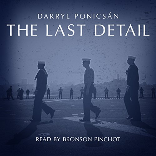 The Last Detail audiobook cover art