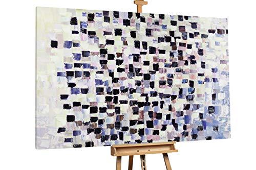 'Epiphany' 180x120cm   Abstrakt Braun Schwarz   Modernes Kunst Ölbild