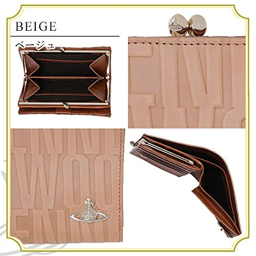 VivienneWestwood(ヴィヴィアン・ウエストウッド)『ブライダルボックス口金二つ折り財布(3218V53)』
