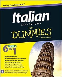 Italian All-in-One For Dummies by Antonietta Di Pietro Francesca Romana Onofri Teresa L. Picarazzi Karen Antje M鰈ler Danie...