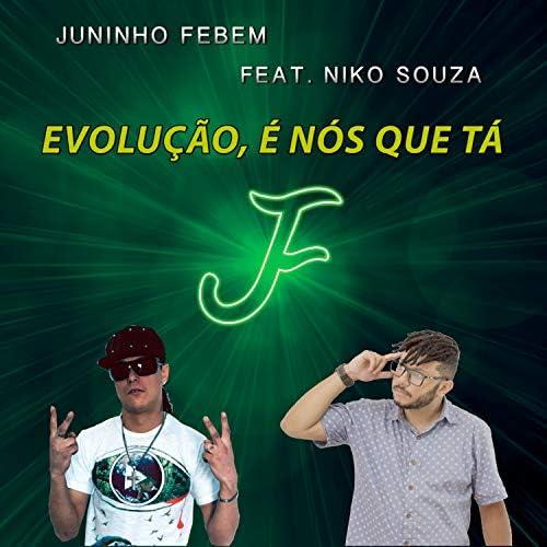 Juninho Febem feat. Niko Souza