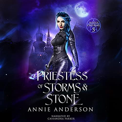 『Priestess of Storms & Stone』のカバーアート