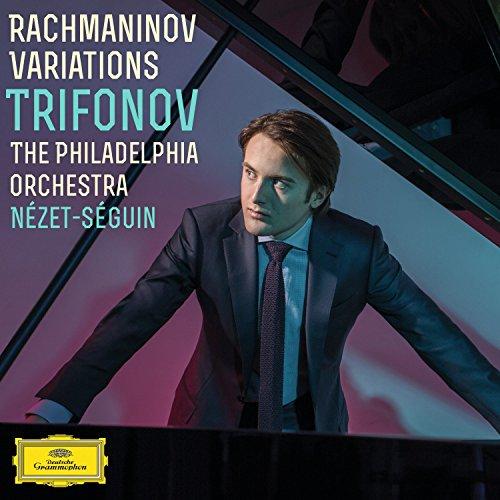 Price comparison product image Rachmaninov Variations