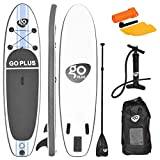 COSTWAY SUP-Board Paddelboard Surfboard Paddelbrett Stand Up Board Set 305 x 76 x 15cm aufblasbar