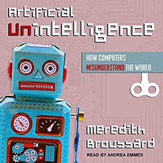 Artificial Unintelligence audiobook cover art