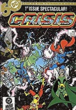 Crisis on Infinite Earths (1985 series) #1