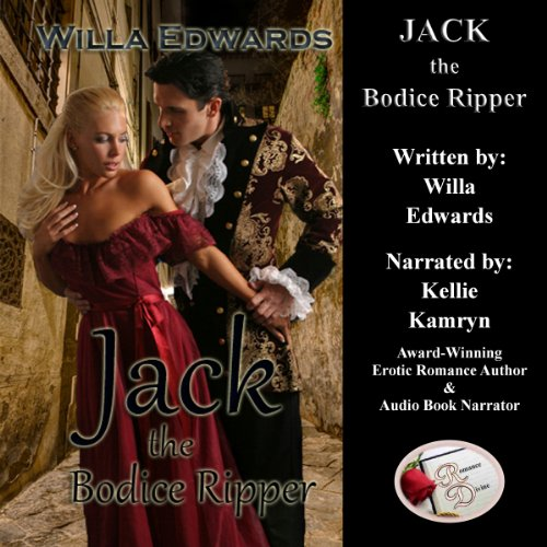 Jack the Bodice Ripper audiobook cover art