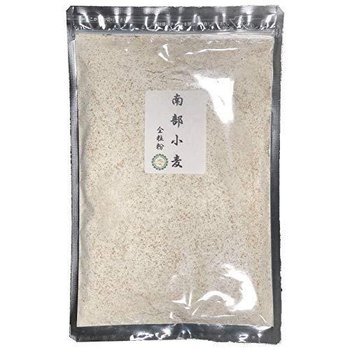 自然栽培 有機小麦全粒粉(中力粉)「南部小麦」