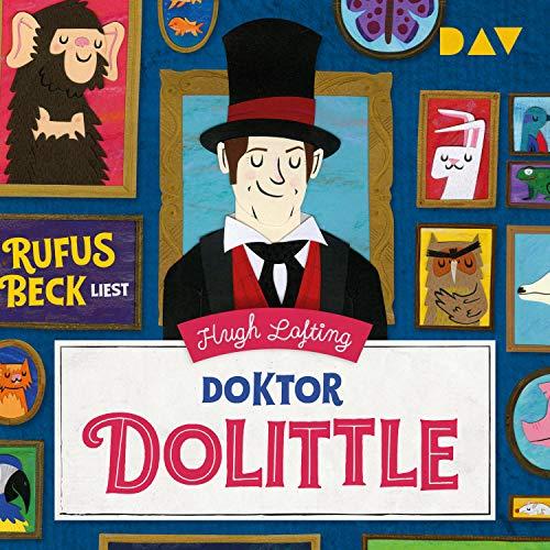 Doktor Dolittle cover art