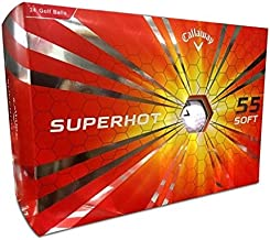 Callaway Superhot 55 Soft Golf Balls (Pack of 24 Balls)