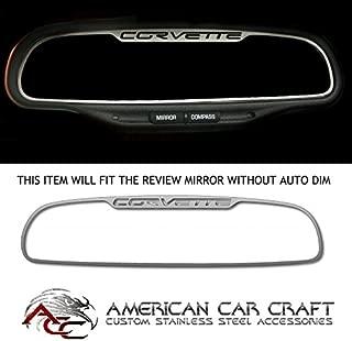 Best corvette rear view Reviews