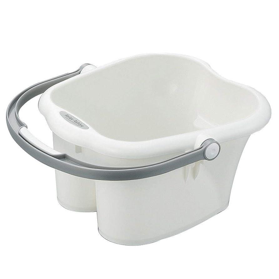 母音普遍的な入力日本の輸入マッサージ浴槽 - 成人用家庭用ポータブル足湯バケツ足バレル XM1209-7-27-17