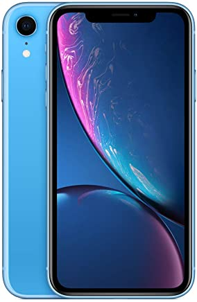 "Apple iPhone XR 15.5 cm (6.1"") 256 GB SIM Dual 4G Azul - Smartphone (15.5 cm (6.1""), 1792 x 828 Pixeles, 256 GB, 12 MP, iOS 12, Azul)"