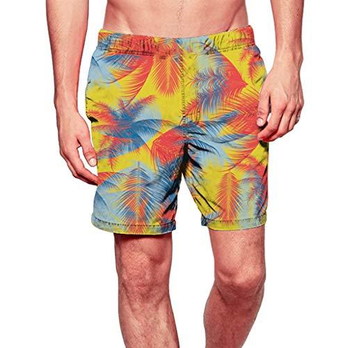 Oyedens Sexy Costume da Bagno in Puro Colore Corto Stile Slip da Uomo Ideale per Il Nuoto Pantaloncini e Calzoncini da Bagno Pantaloncini da Spiaggia Mare Piscina Clearance