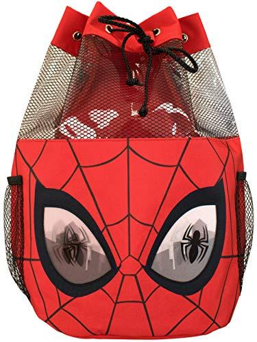 Marvel Kinder Spiderman Strandtasche