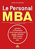 Le personal MBA (Zen business) - Format Kindle - 9782848997568 - 18,99 €
