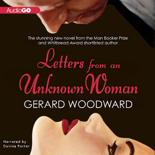 Letters from an Unknown Woman audiobook cover art