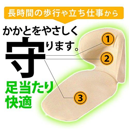Phoenix(フェニックス)『靴擦れ防止両面テープ付ジェルクッション』