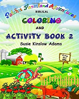 Patches Farmland Adventures: Biblical Activity and Coloring Book
