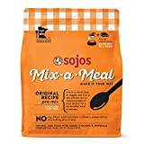 sojos original natural dog food mix