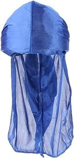Prettyia Durag for Women or Men Comfortable Du-Rag Chemo Hat Wave Cap