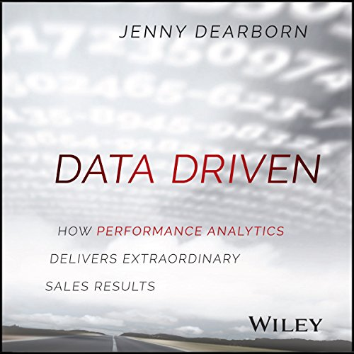 Data Driven audiobook cover art