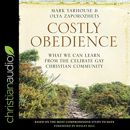 Costly Obedience audiobook cover art