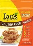 Ian's Natural Foods Panko Breadcrumbs Gluten Free Original -- 7 oz Each / Pack of 2