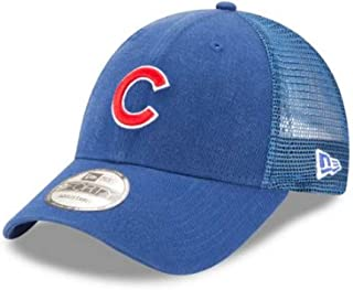 6afaeb574 New Era MLB Chicago Cubs Trucker 9Forty Adjustable Baseball Hat 940 11591211