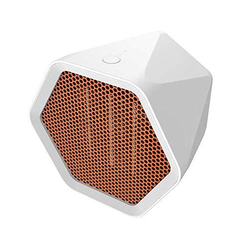 BDwantan Calefactor para el hogar, escritorio, oficina, calefactor eléctrico, mini calentadores eléctricos