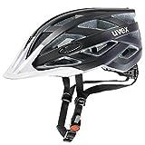 Uvex I-VO Casque de vélo CC M Noir/Blanc Mat