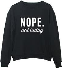 YITAN Women Graphic Cute Sweaters Funny Pullover Teen Girls Sweatshirts