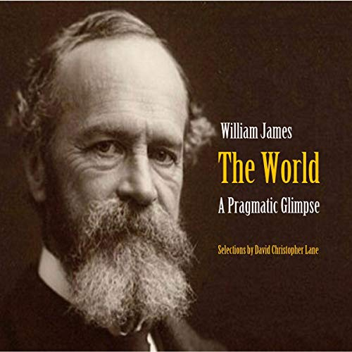 William James the World cover art