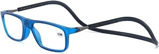 Verstelbare leesbril voor dames en heren, magnetische TR leeshulp