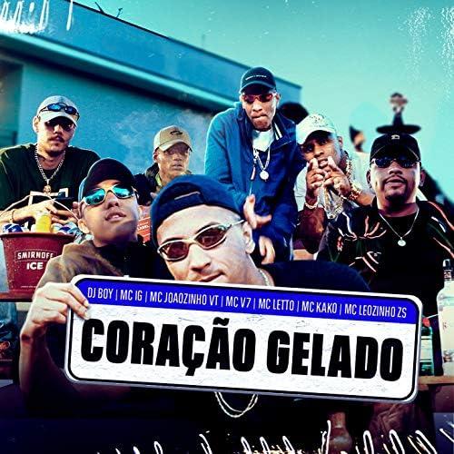 DJ Boy, Mc IG, MC Joãozinho VT, MC V7, MC Letto, Mc Kako & MC Leozinho ZS