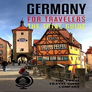 Germany for Travelers. The Total Guide cover art