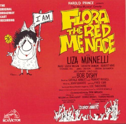 Original Broadway Cast of Flora the Red Menace
