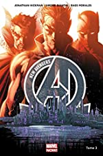 New avengers marvel now - Tome 03 de HICKMAN+BIANCHI+MORALES