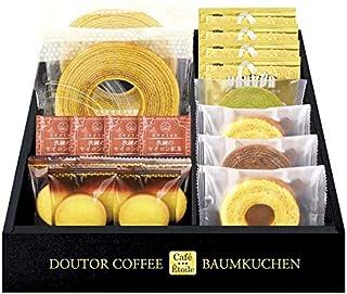 Cafe Etoile ドトールコーヒー&バウムクーヘンセット S30104