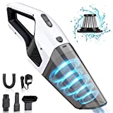 Best Hand Car Vacs - Handheld Vacuum Cleaner Cordless, Rechargeable Car Vacuum 7000PA Review